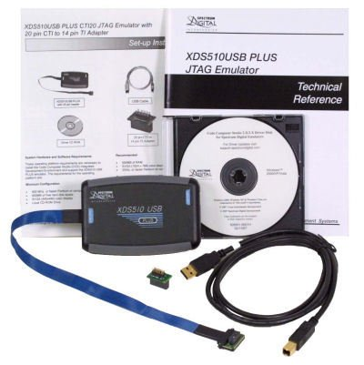 TI XDS510 USB Plus